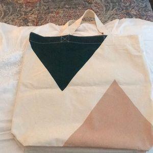 BP canvas tote bag